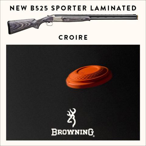 BROWNING B525 SPORTER LAMINATED
