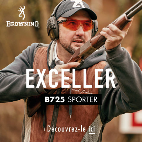 BROWNING B725 SPORTER