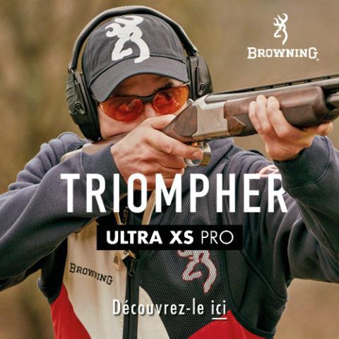 BROWNING B525 ULTRA XS PRO